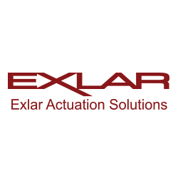 EXLAR Actuation systems logo