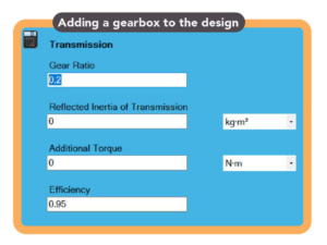 gearbox values